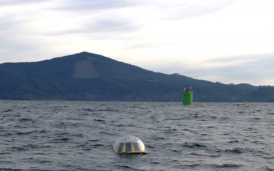 Directional wave buoy sucessfully deployed at BiMEP