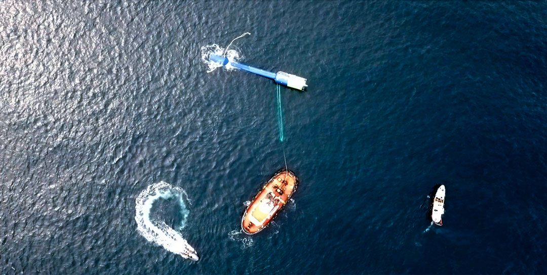 Open sea operating experience from H2020 OPERA project to be disseminated at ICOE2018