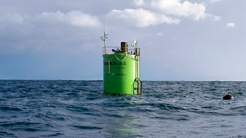 One step forward to de-risk wave energy technologies