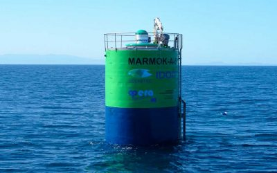 Refitted MARMOK-A-5 is bobbing again in BiMEP waters